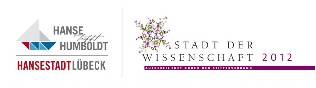Logo Lübeck Stadt der Wissenschaft 2012