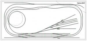 Gleisplan