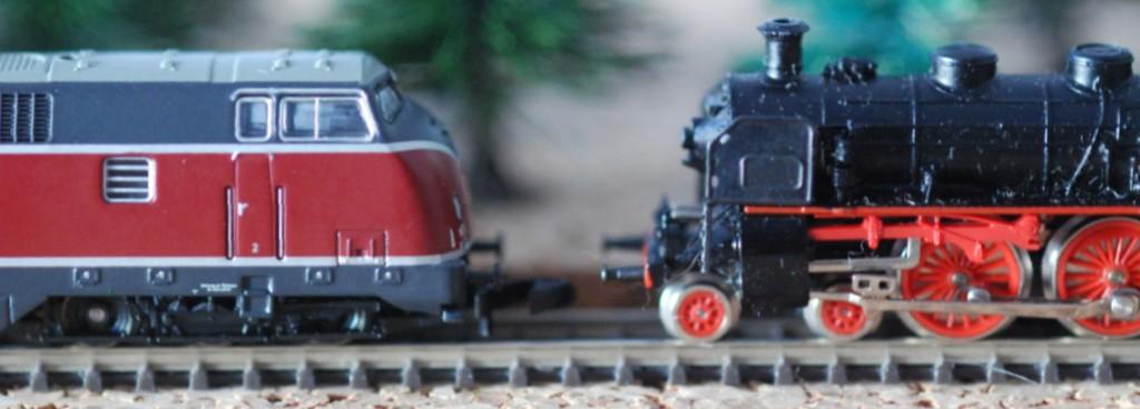 V300 meets BR18