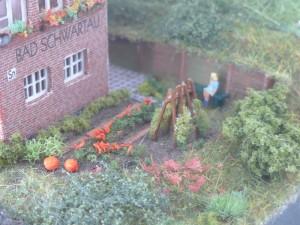 Detail - Garten